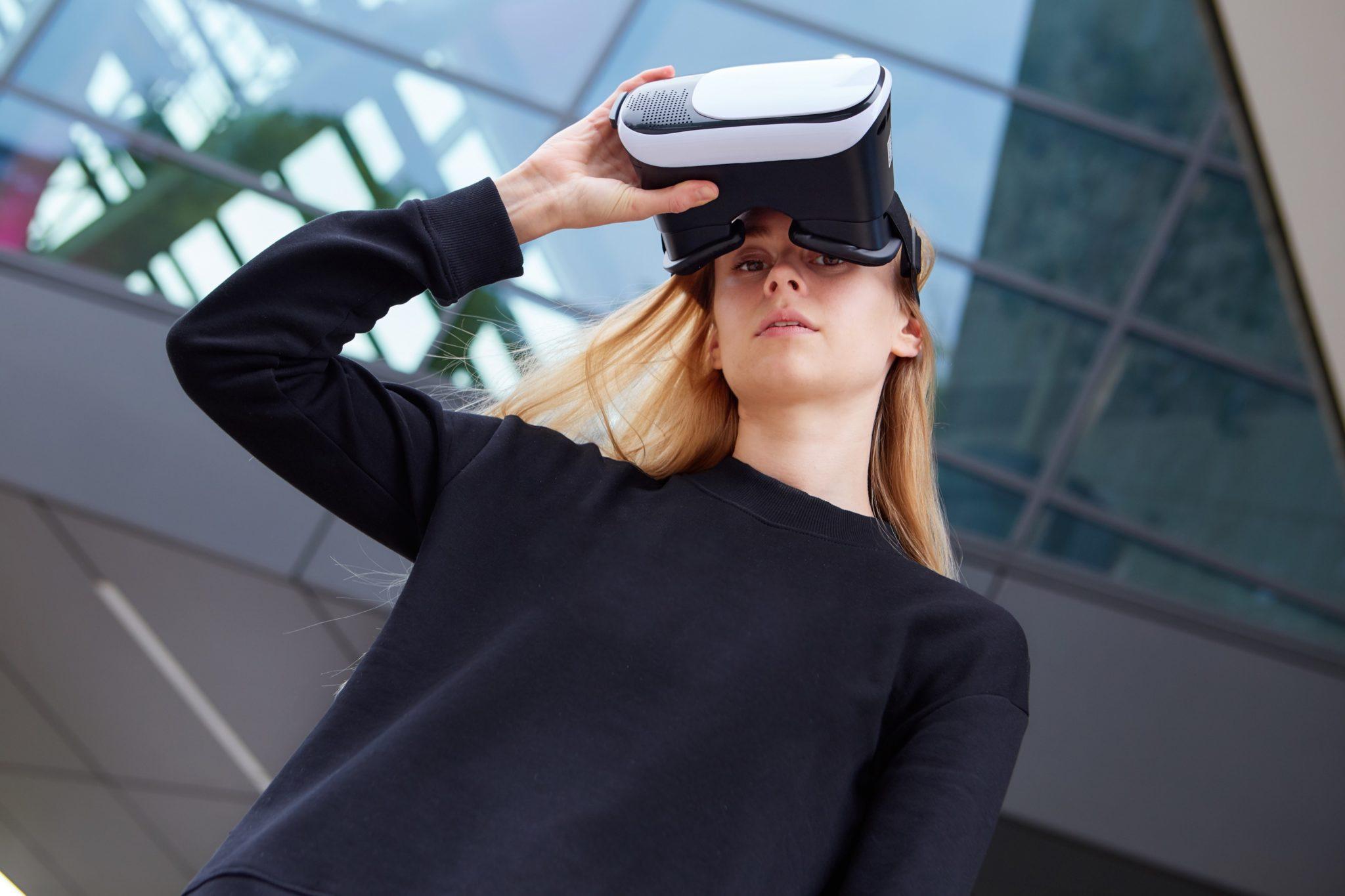VR スマホ